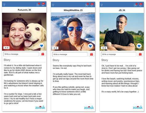 website dating templates