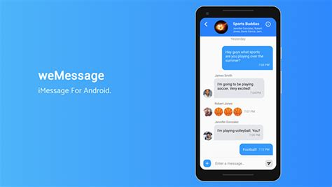 imessage for android this imessage app for android actually works