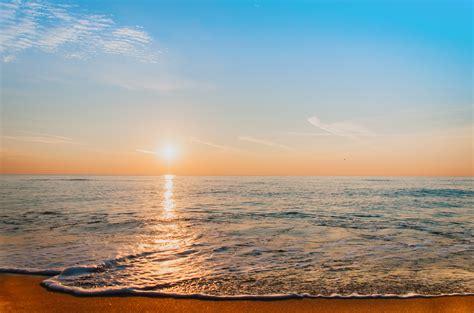landscape tropical beach sun wallpapers hd desktop