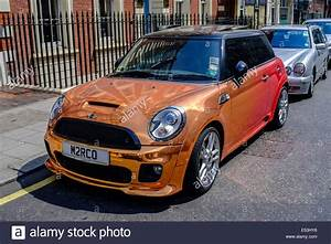 Mini Cooper S With Pearlescent Paint Finish  Mayfair