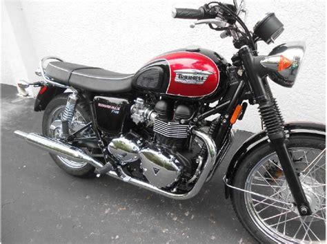 Triumph Bonneville T100 Image by Buy 2014 Triumph Bonneville T100 On 2040 Motos