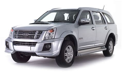 isuzu mu 7 4x2 at premium diesel price in india features car specifications review