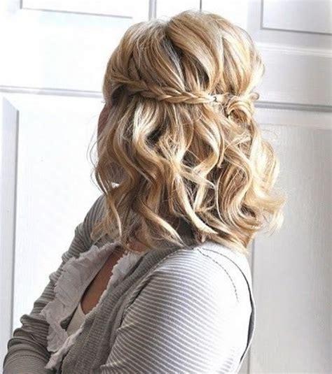 coiffure cheveux mi long ceremonie coiffure noel enfant