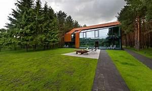 Maison Dans Les Bois En Lituanie