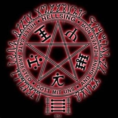 Hellsing Sigil Oni Spasm Sol Deviantart