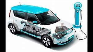 Geneva Motor Show 2014 Kia Soul Ev