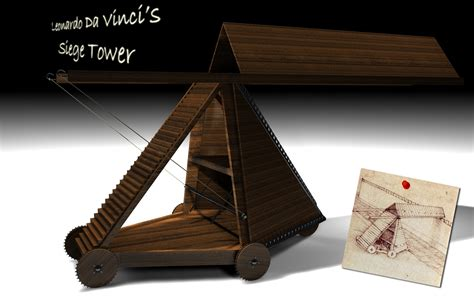 vinci siege da vinci siege tower by peregrinestudios on deviantart