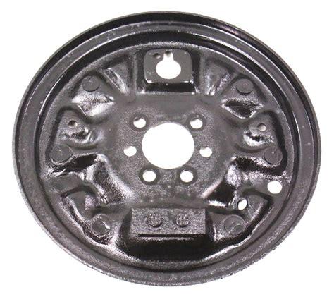 rh rear drum brake backing plate   vw jetta golf cabrio mk genuine