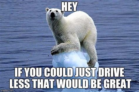 Bear Meme Generator - polar bear climate change imgflip