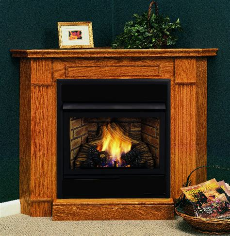 ventless gas fireplaces natural