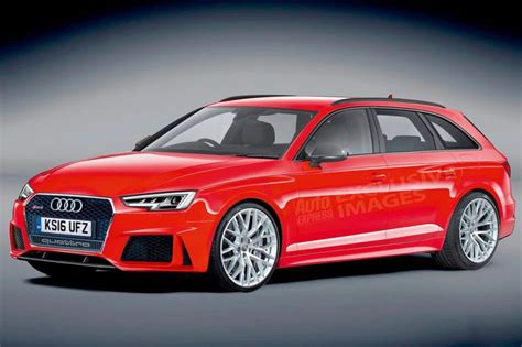 2017 Audi Rs4 Avant Price, Design, Release Date, Engine