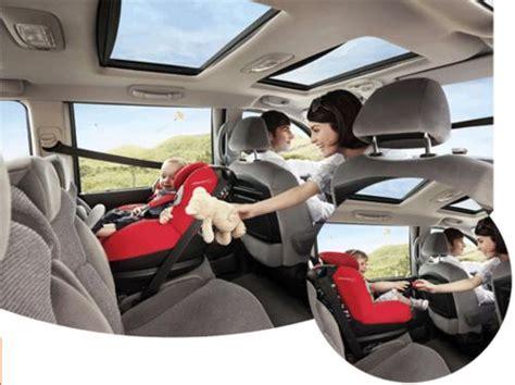 sillas de coche la seguridad es lo primero