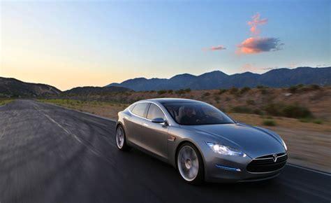 Tesla Model S Sets Quarter Mile Record For Production