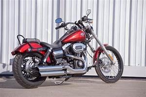 Harley Davidson Wild Glide – Idée d'image de moto