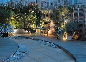 38 innovative outdoor lighting ideas for your garden With katzennetz balkon mit solar led garden lights