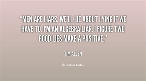 Quotes About Lying Guys