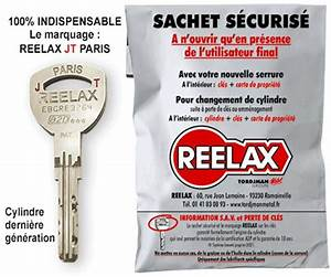 changement cylindre securise reelax tordjman metal With reelax tordjman
