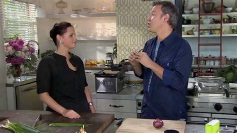 cuisine de ricardo radio canada geneviève everell à l émission ricardo sushi à la maison