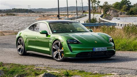 New Porsche Taycan review - better than the fastest ...