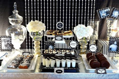 The Great Gatsby Theme Party.