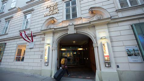 Haus Der Musik Nur Schauen War Gestern Interaktives