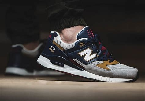 New Balance Readies The 530 For Fall   SneakerNews.com