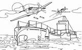 Carrier Aircraft Coloring Transportation Coloriage Pages Kb Drawings Bateau sketch template