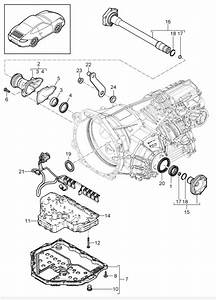 Buy Porsche Boxster 986  987  981 Crankcase Parts