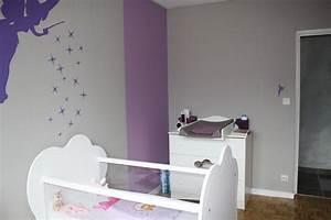 Ma Chambre D Enfant Com : idee deco chambre bebe fille parme visuel 6 ~ Melissatoandfro.com Idées de Décoration