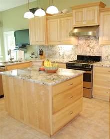 kitchen island cherry wood traditional maple kitchen cabinets davis haus
