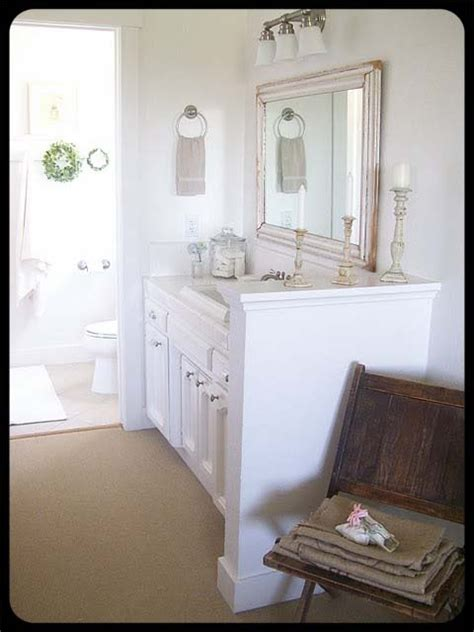 Bathroom Layout With Separate Toilet by Bathroom Idea Separate Vanity From Toilet Area