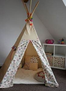 Zelt Kinderzimmer Nähen : die besten 25 tipi n hen ideen auf pinterest tipi kinderzimmer lagerfeuer spiele und ~ Markanthonyermac.com Haus und Dekorationen