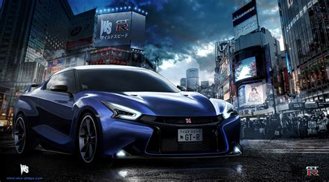 nissan gt    coming
