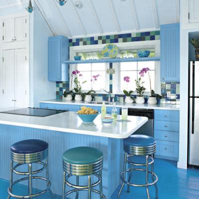 kitchen theme ideas blue themed kitchen design ideas