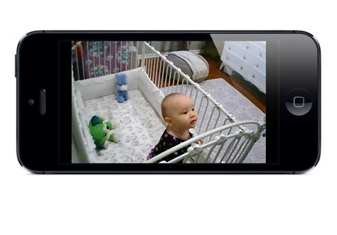 best nanny for iphone wifi baby app turns iphone and into baby monitor