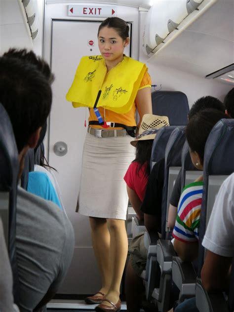 cebu pacific air pretty  handsome cabin crew world stewardess crews