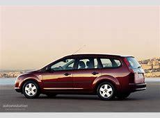 FORD Focus Wagon 2005, 2006, 2007, 2008 autoevolution