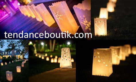 lanterne mariage pas cher sac lanterne papier pour d 233 coration de jardin et ext 233 rieur tendance boutik