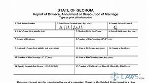 Form 3907 report of divorce annulment or dissolution of for Annulment documents online