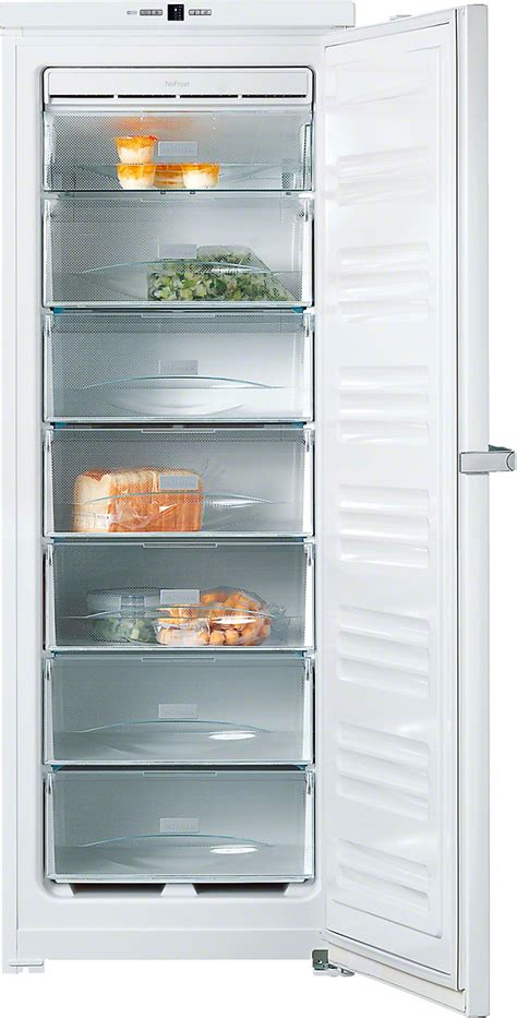 miele fn 26062 ws freestanding freezer