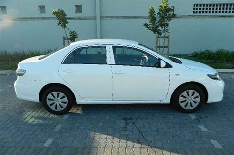 Vehicle database for private motorists. Cars - 2019 Toyota Corolla Quest 1.6 auto,Automark Promise ...