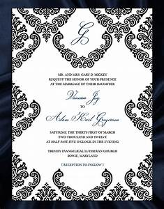 classic traditional wedding invitations on behance With traditional flat wedding invitations