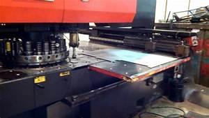 Amada Pega Cnc Turret Punch Press