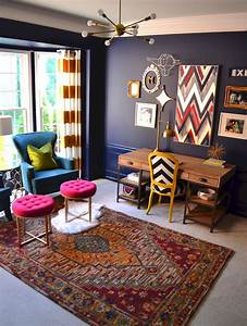 100, Eclectic, And, Bohemian, Living, Room, Ideas, Decorations