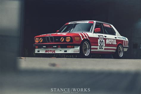Stanceworks Bmw E28 M5 Group A Tribute Receives A New