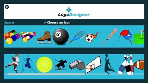 logo designer app is a new windows 8 free logo design tool