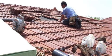 tile roof repair roof repair replacement cool roofing