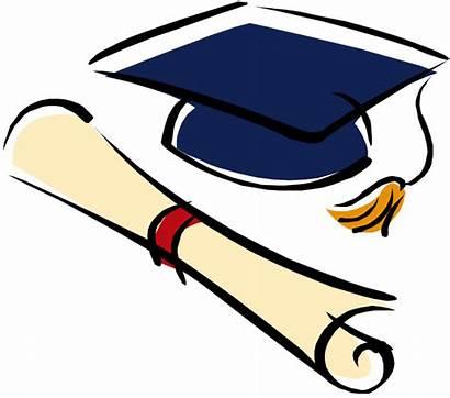 Graduation Clip Clipart College Awards Cliparts Graduate