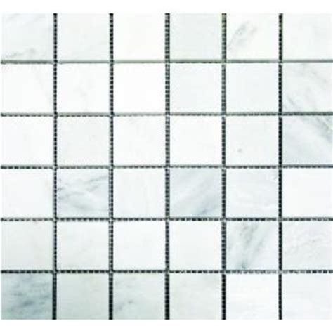 ms international greecian white 12 in x 12 in x 10 mm honed marble mesh mounted mosaic tile