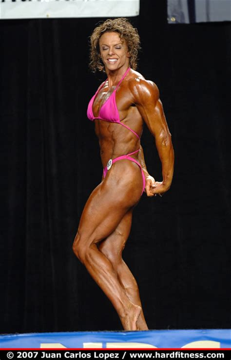 debbie baker prejudging  npc national bodybuilding